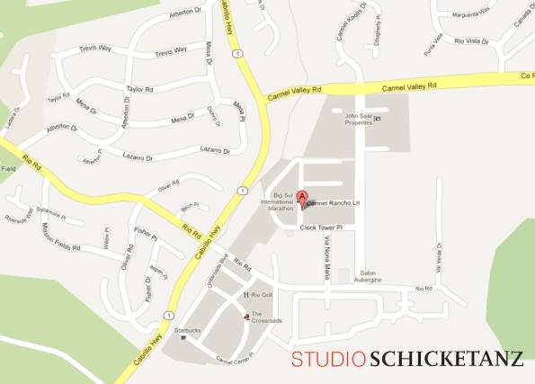 Studio S Map Location copy