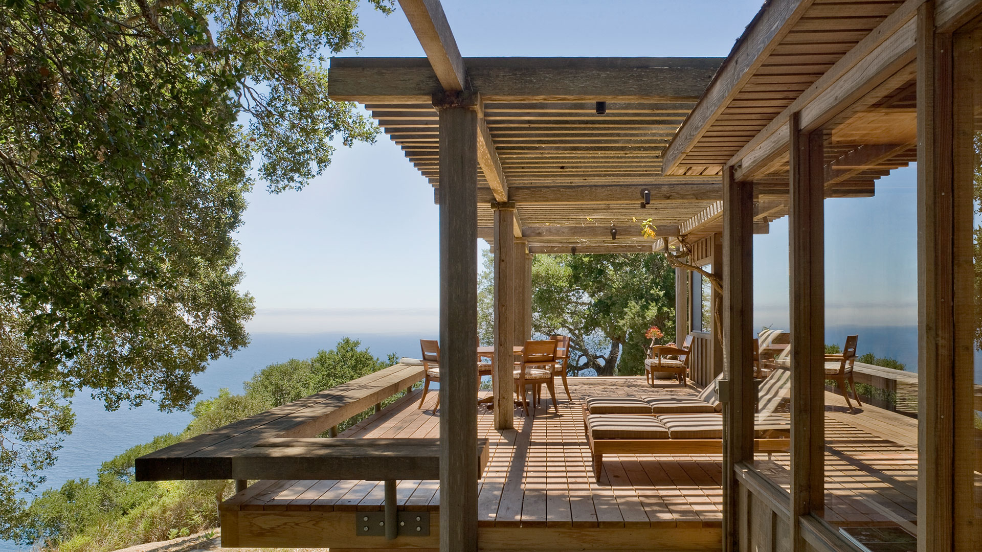 Big sur cabin studio schicketanz for Big sur cabin