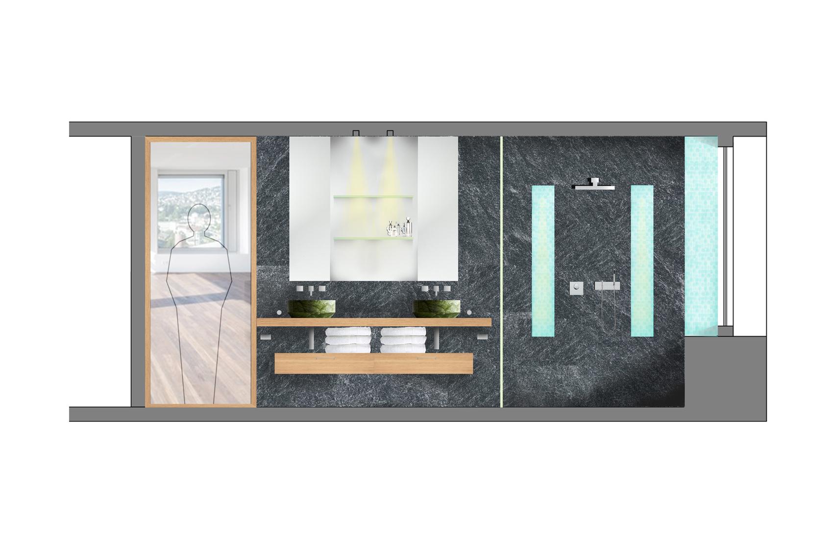bathroom interior elevations  bathroom door elevation home